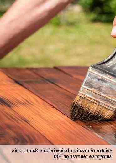 Quel type de peinture pour repeindre un meuble en bois ?